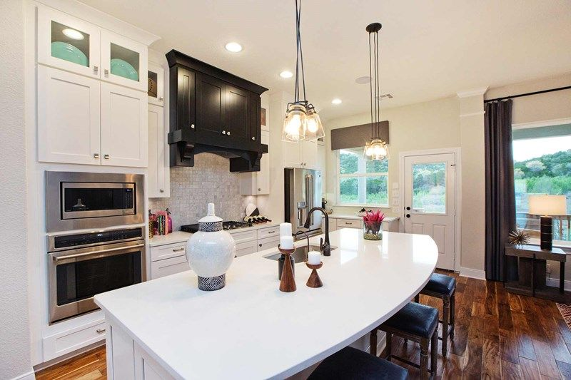 Kitchen featured in the Kingsview By David Weekley Homes in San Antonio, TX