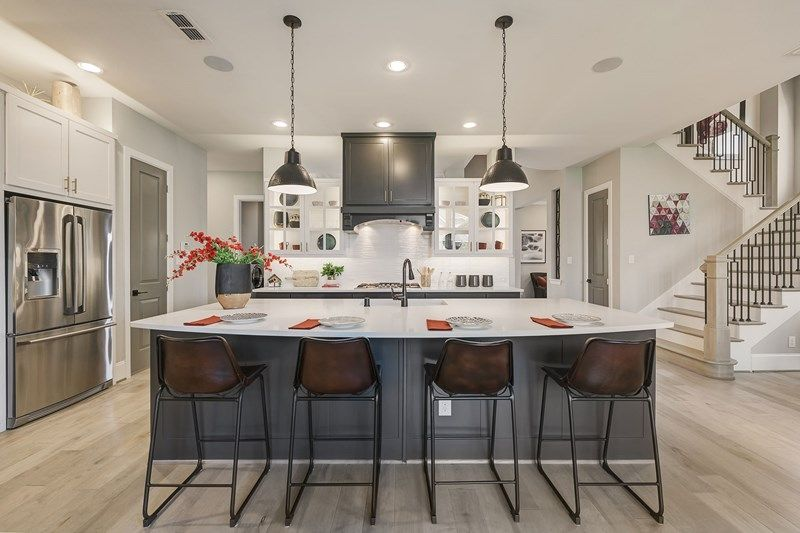 Kitchen featured in the Connolly By David Weekley Homes in Houston, TX