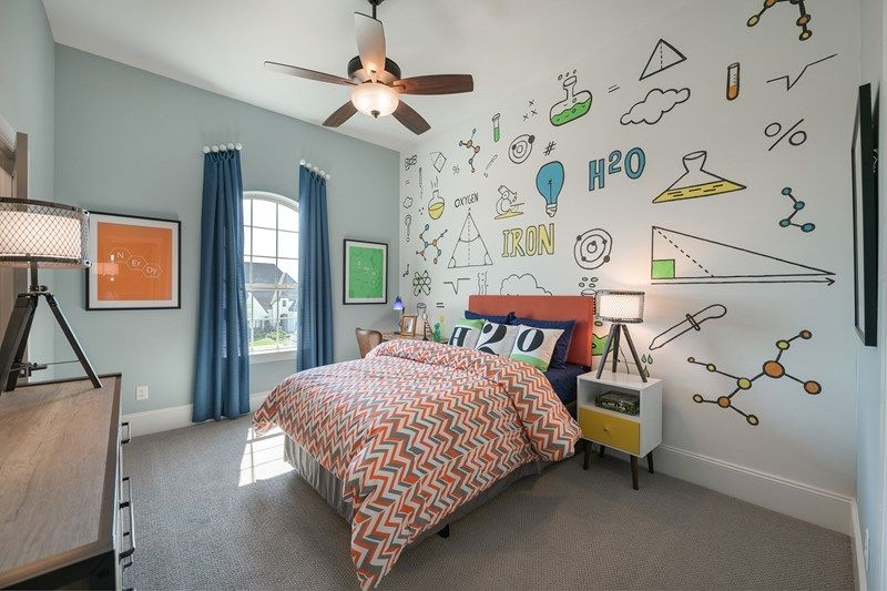 Bedroom featured in the Connolly By David Weekley Homes in Houston, TX