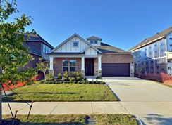 Foundry - South Pointe  Cottage Series: Mansfield, Texas - David Weekley Homes