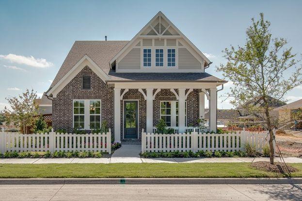 David Weekley Homes Floor Plans Texas: Tucker Hill In Mckinney, TX, New Homes & Floor Plans By