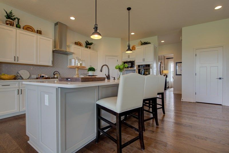 Kitchen-in-Bluffdale-at-The Ridge at Flat Fork-in-Fishers
