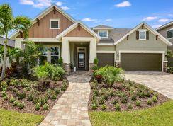 Rivergate - Waterset Cottage Series: Apollo Beach, Florida - David Weekley Homes