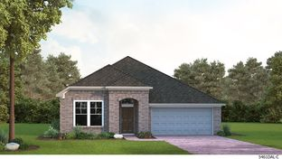 Bluebonnet - Prairie Oaks: Little Elm, Texas - David Weekley Homes