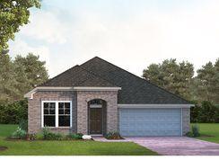Bluebonnet - Mantua Point: Van Alstyne, Texas - David Weekley Homes