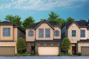 Caruthers - The Grove at White Rock Hills - Park: Dallas, Texas - David Weekley Homes