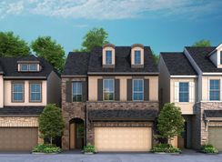 Vendera - The Grove at White Rock Hills - Park: Dallas, Texas - David Weekley Homes