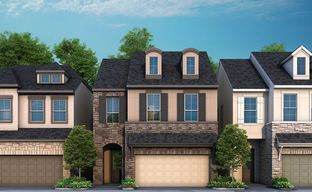 The Grove at White Rock Hills - Park by David Weekley Homes in Dallas Texas