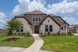 Camuto - Build on Your Lot - Greater Houston: Houston, Texas - David Weekley Homes