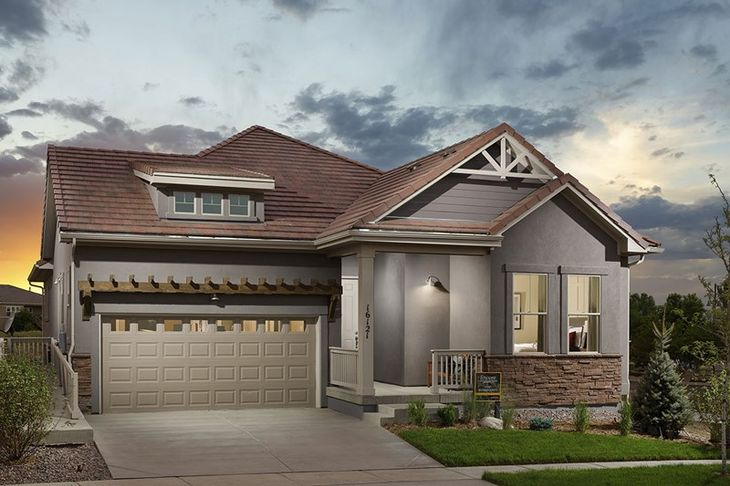 Exterior:The Windpointe - A Exterior