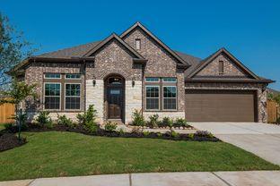 Ware - Cane Island - Monarch Fields: Katy, Texas - David Weekley Homes