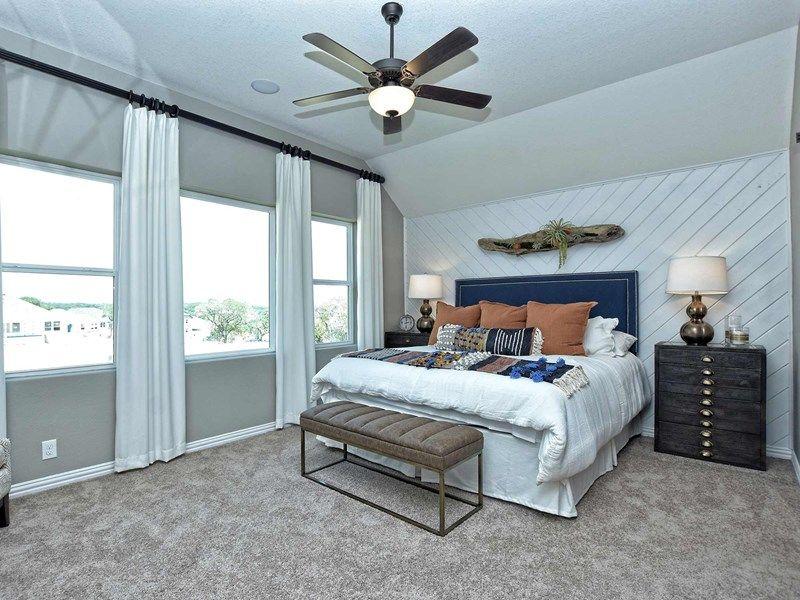 Bedroom-in-Ashleigh-at-Weston Oaks 60'- The Estates-in-San Antonio