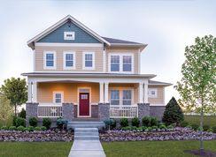 Castledale - Harmony: Westfield, Indiana - David Weekley Homes