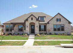 Bruneau - Harvest Orchard Classic: Argyle, Texas - David Weekley Homes