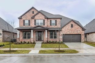 Kennessey - Harvest Orchard Classic: Argyle, Texas - David Weekley Homes