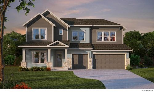 Waterset Cottage Series By David Weekley Homes In Tampa St Petersburg Florida