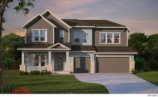 Waterset Cottage Series by David Weekley Homes in Tampa-St. Petersburg Florida