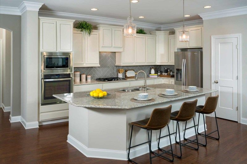 Kitchen featured in the Lenwood By David Weekley Homes in Charleston, SC