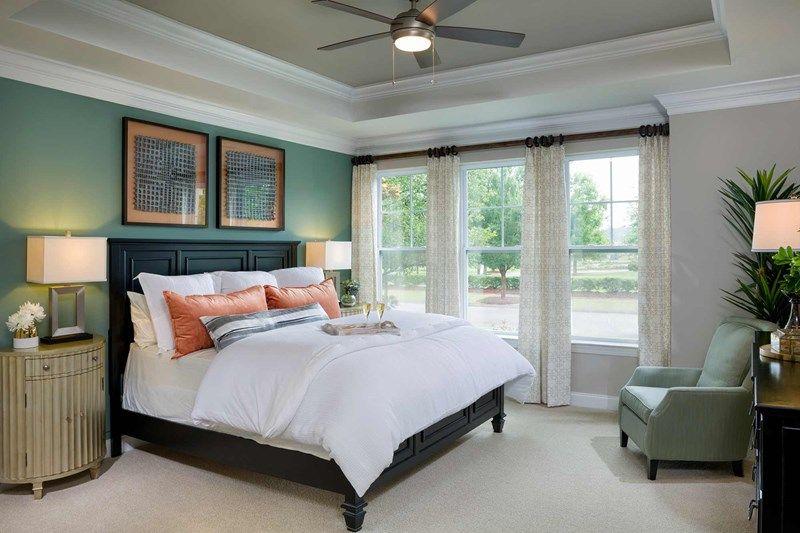 Bedroom featured in the Lenwood By David Weekley Homes in Charleston, SC