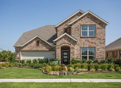 Malinda - Prairie Oaks: Little Elm, Texas - David Weekley Homes