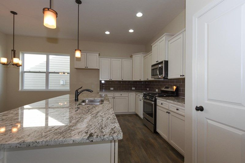 Kitchen featured in the Infinity By David Weekley Homes in Indianapolis, IN