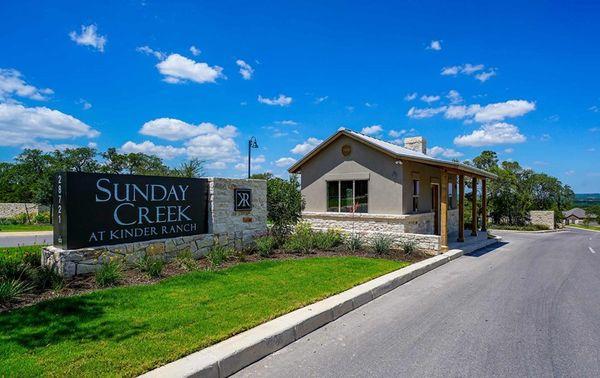 Sunday Creek Entrance