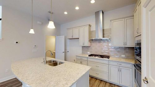 Kitchen-in-Mohegan-at-Griffin Park - Bungalow Series-in-Lake Mary