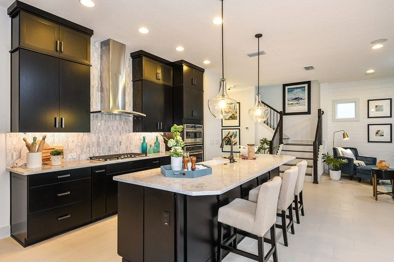 Kitchen featured in the Saddleview By David Weekley Homes in Orlando, FL