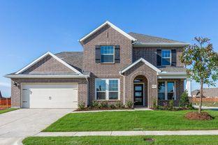 Sagebrook - Gateway Parks Classic: Forney, Texas - David Weekley Homes