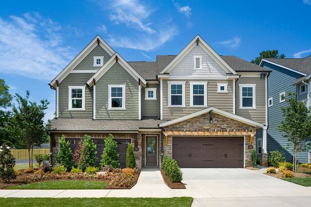 The Trinity at Southridge Paired Villa Collection
