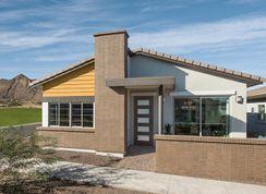 Pioneer - Mountainside at Victory - Villas 40': Buckeye, Arizona - David Weekley Homes