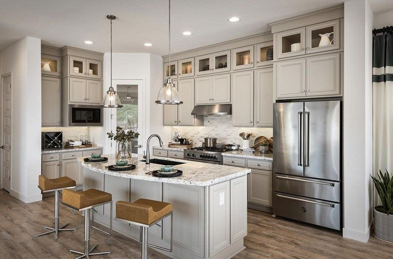 Kitchen featured in the Pioneer By David Weekley Homes in Phoenix-Mesa, AZ