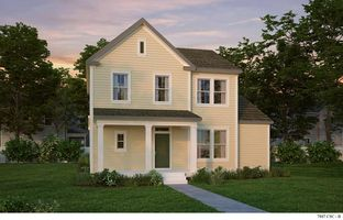 Jenkins - Nexton - Midtown - The Village Collection: Summerville, South Carolina - David Weekley Homes
