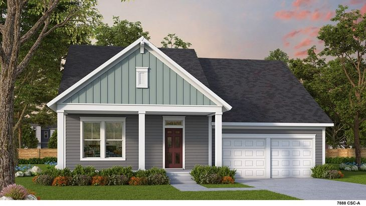 Exterior:The Wrightwood - A Exterior