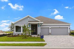 Edinger - Isles at BayView: Parrish, Florida - David Weekley Homes
