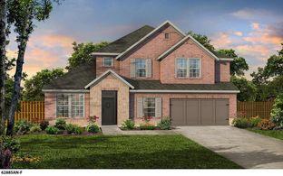 Latham - The Heights at Two Creeks 65': San Antonio, Texas - David Weekley Homes