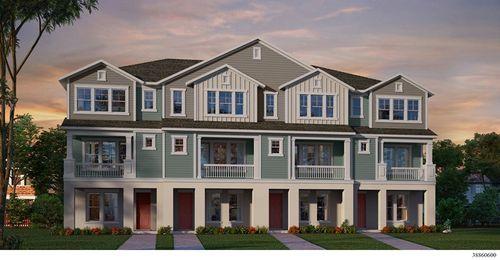 Reserve at West Park Village by David Weekley Homes in Tampa-St. Petersburg Florida