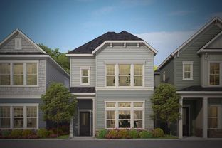 Caden - The Residences at Lawrence Village at the Fort: Indianapolis, Indiana - David Weekley Homes