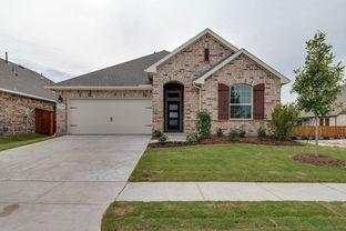 Belton - Tavolo Park Cottages: Fort Worth, Texas - David Weekley Homes