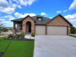 Ashleigh - The Heights at Two Creeks 65': San Antonio, Texas - David Weekley Homes
