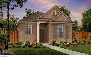 Ashby - Viridian Cottage: Arlington, Texas - David Weekley Homes