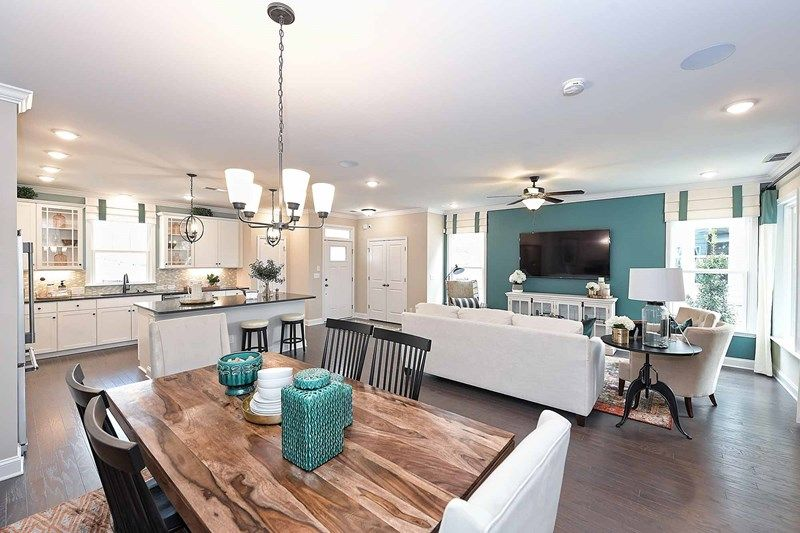 'Chadwick Park at Downtown Pineville  - Village Collection' by David Weekley Homes in Charlotte
