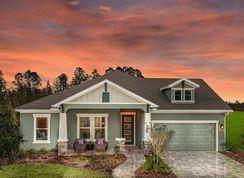 Tangelo - Bexley - Village Series: Land O' Lakes, Florida - David Weekley Homes