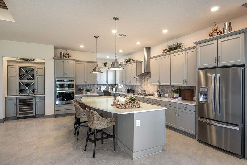 Kitchen featured in the Tangelo By David Weekley Homes in Tampa-St. Petersburg, FL