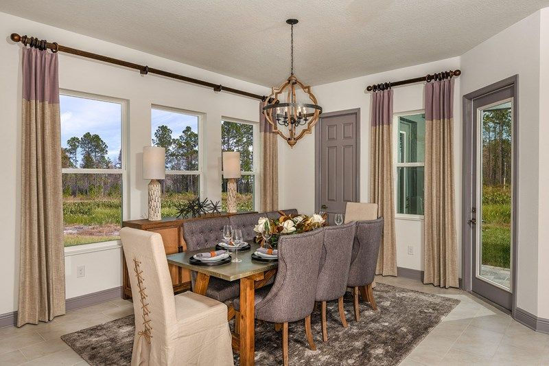 Living Area featured in the Tangelo By David Weekley Homes in Tampa-St. Petersburg, FL