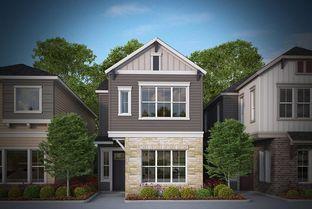 Winifred - Presidio Station - Courtyard Homes: Austin, Texas - David Weekley Homes