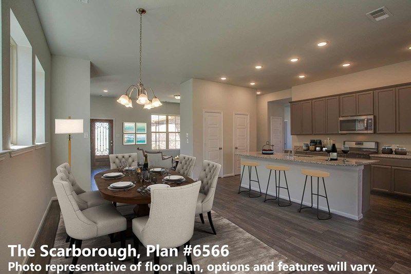 Kitchen-in-Scarborough-at-Prairie Oaks-in-Argyle