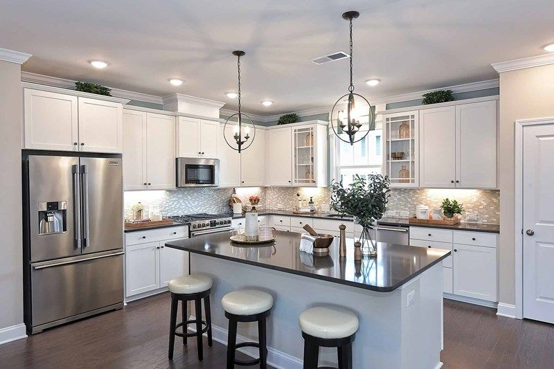 Kitchen featured in the Ashland By David Weekley Homes in Charlotte, NC