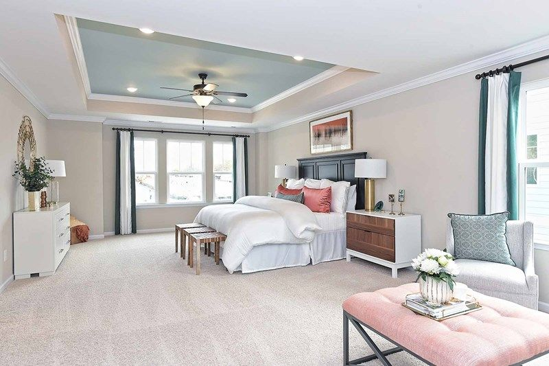 Bedroom featured in the Ashland By David Weekley Homes in Charlotte, NC