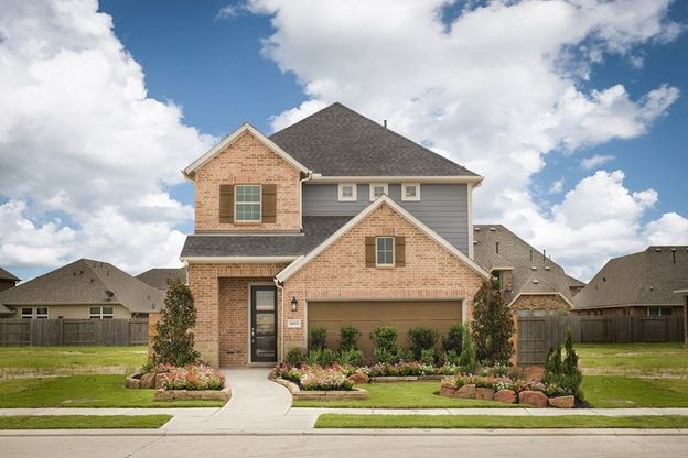The Thomasville in The Reserve at Silver Ranch - Village Series